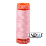 Aurifil 50 Cotton Thread - 2415 (Blush)